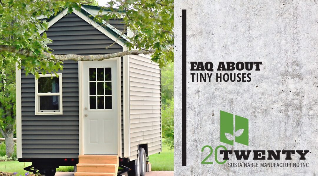 FAQ About Tiny Houses